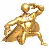 Superhero Dollar