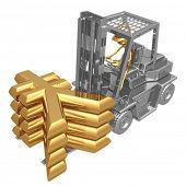 Forklift Yen