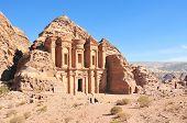 Ad Deir, The Monastery Temple, Petra, Jordan