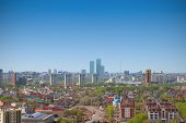 Astana. General View Of The City. The Capital Of Kazakhstan