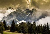Mountain Emotional Landscape