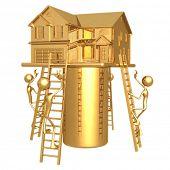 Climb On House