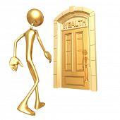 Wealth Door