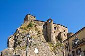 Castle of Oriolo. Calabria. Italy.