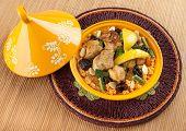 Tajine, Moroccan Food.