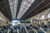 Keleti station, Budapest