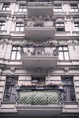 Some Nice Balconies Found In Berlin Kreuzberg