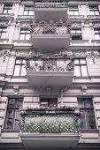 Some Nice Balconies Found In Berlin Kreuzberg