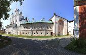 Gate Church of the Resurrection. Rostov, Russia