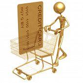 Shopping Cart Credit