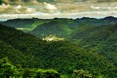 View Of Kao Yai National Park In Thailand