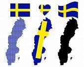 Map Of Sweden