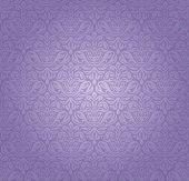 Violet vintage pattern background design