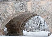 Tsarskoye Selo (Pushkin), Saint-Petersburg, Russia. The Ramp in Catherine Park