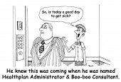 Healthplan Administrator