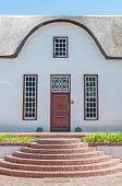 Cape Dutch Architectural Style