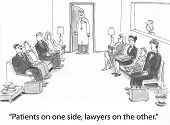 Patients And Lawyers