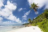 Anse Fourmis, La Digue, Seychelles