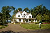 Dream lake house