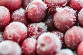 Frozen Cherry Berries