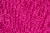Pink Knit Woolen Texture.
