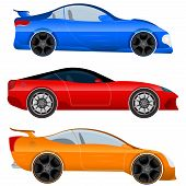 picture of muscle-car  - Design a sports car and muscle car  - JPG