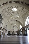 foto of anteroom  - Waiting Hall of Francia Station Barcelona Spain - JPG
