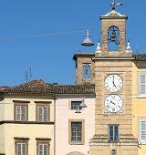 San Severino Marche (italy)