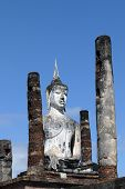Big Buddha In Thailand
