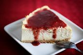 Постер, плакат: New York Style Cheesecake