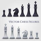 Vector Chess Figures