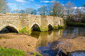 Lostwithiel Cornwall England