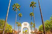 Universal Studios Main Entrance, Hollywood, California