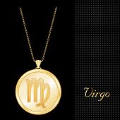 Virgo Medallion