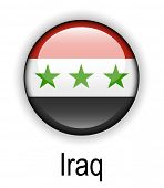 foto of iraq  - iraq official state flag - JPG