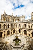 image of templar  - Knights of the Templar Convents of Christ Tomar - JPG