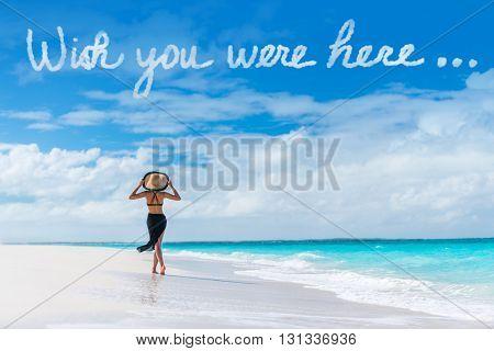 Wish you were here cloud