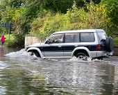 Enteringthe Flood