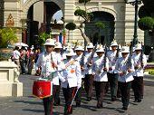 Grande palácio guardas reais