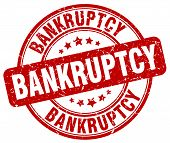 bankruptcy poster