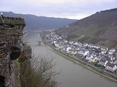 Along The Mosel River