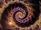 Постер, плакат: Synergies Of Math Vortex