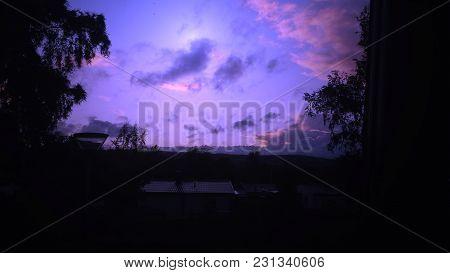 Blue Beatiful Sky When We`re