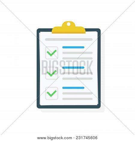 clipboard with checklist icon checklist complete tasks to do list
