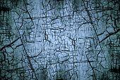 Blue Drought Texture