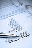 ¿Declaración de hipoteca - retraso en los pagos?