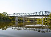 Bridge  Over The Brazos River