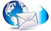 Email mailing the world