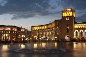 Yerevan, Armenia, Republic Square