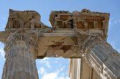 Greek Corinthian Architecture